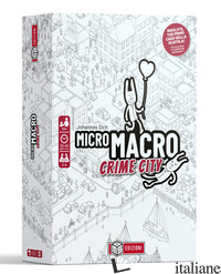 MICROMACRO. CRIME CITY -
