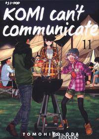 KOMI CAN'T COMMUNICATE. VOL. 11 - ODA TOMOHITO