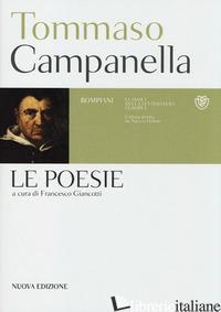 POESIE (LE) - CAMPANELLA TOMMASO; GIANCOTTI F. (CUR.)