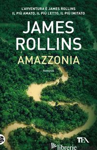 AMAZZONIA - ROLLINS JAMES