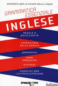 GRAMMATICA ESSENZIALE. INGLESE - COHEN M. (CUR.)
