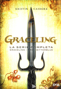 GRACELING. LA SERIE COMPLETA: GRACELING-FIRE-BITTERBLUE - CASHORE KRISTIN