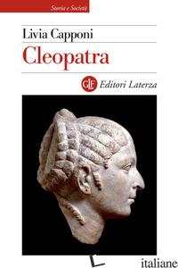 CLEOPATRA - CAPPONI LIVIA