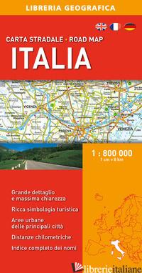 ITALIA 1:800.000. CARTA STRADALE - AA.VV.