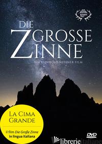 GROSSE ZINNE. DVD (DIE) - MESSNER REINHOLD