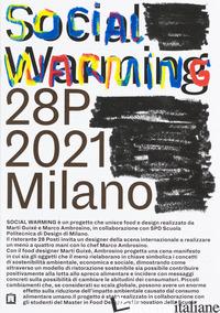SOCIAL WARMING - GUIXE' MARTI; AMBROSINO MARCO