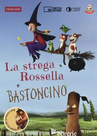 STREGA ROSSELLA-BASTONCINO. DVD. CON LIBRO (LA) - LANG MAX, LACHAUER JAN, JASPAERT JEROEN