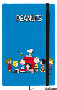 PEANUTS. FAMILY (TACCUINO) - SCHULZ CHARLES M.