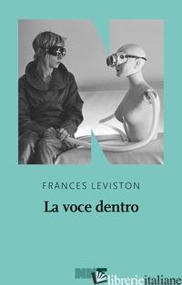 VOCE DENTRO (LA) - LEVISTON FRANCES